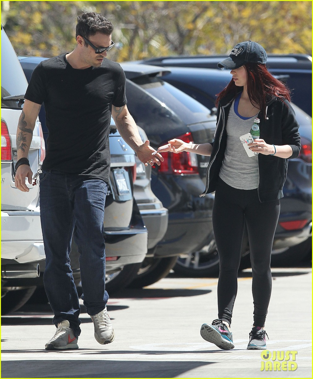 megan fox brian austin green sunday lunch lovebirds 12