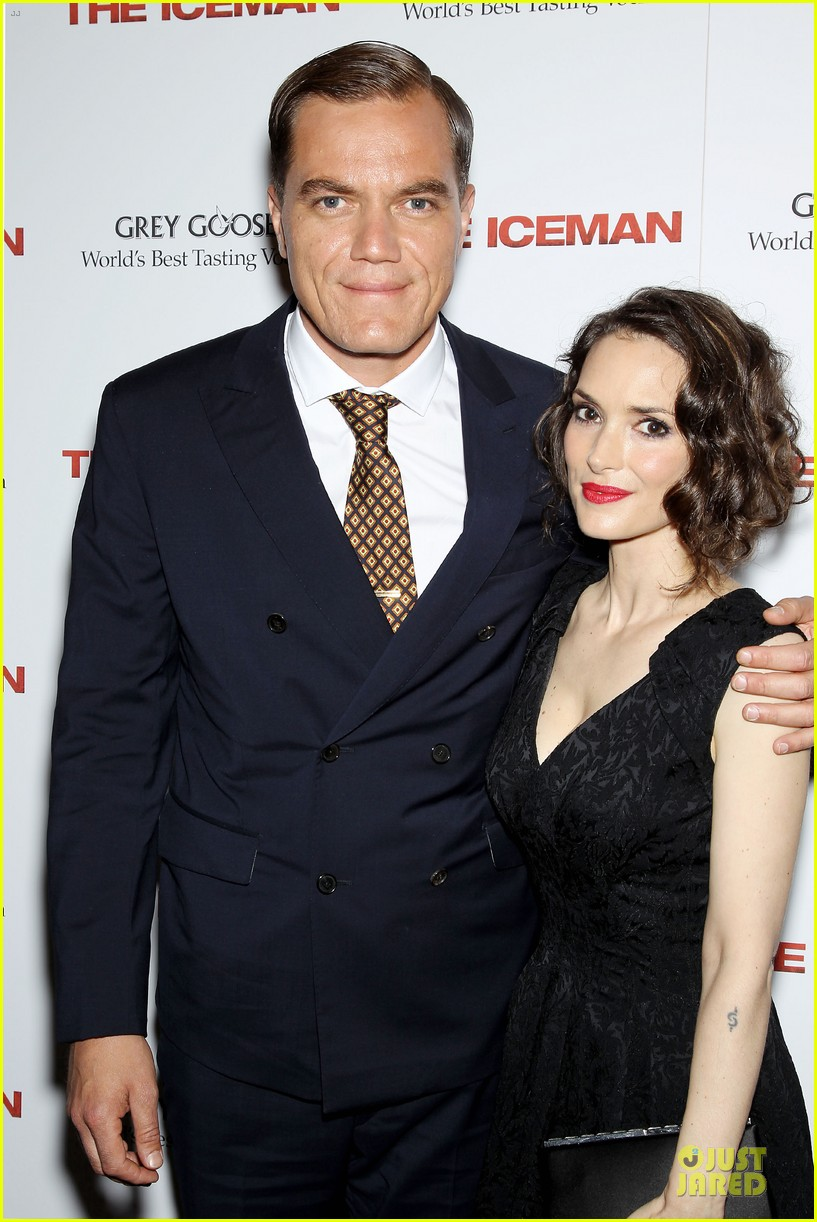 james franco winona ryder the iceman new york screening 132861062