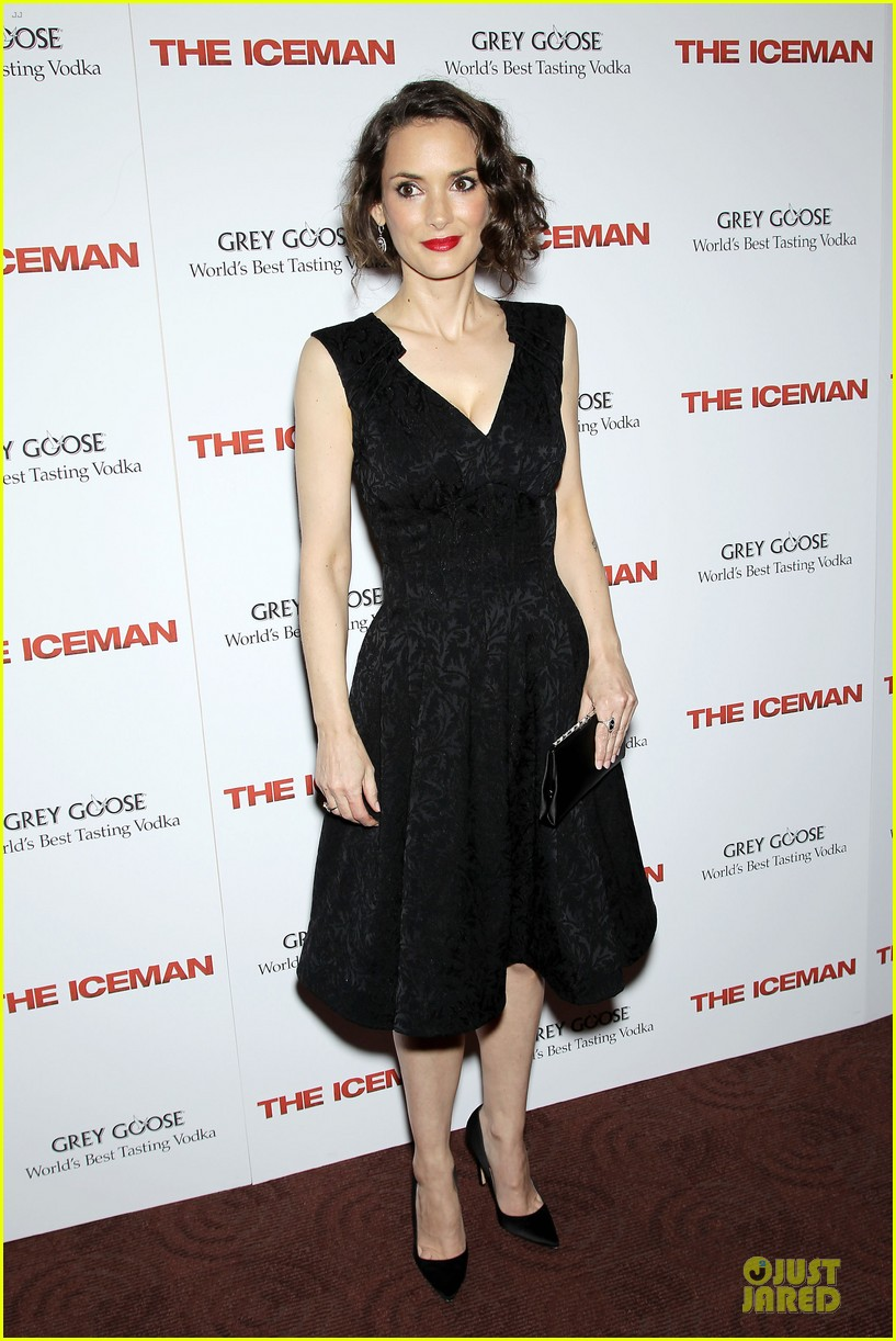 james franco winona ryder the iceman new york screening 22
