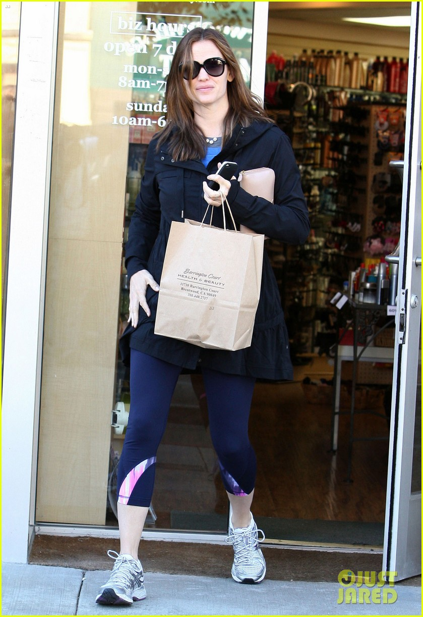 jennifer garner told ben affleck to go to the gym 052847164