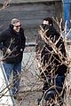 george clooney matt damon the monuments men in berlin 49