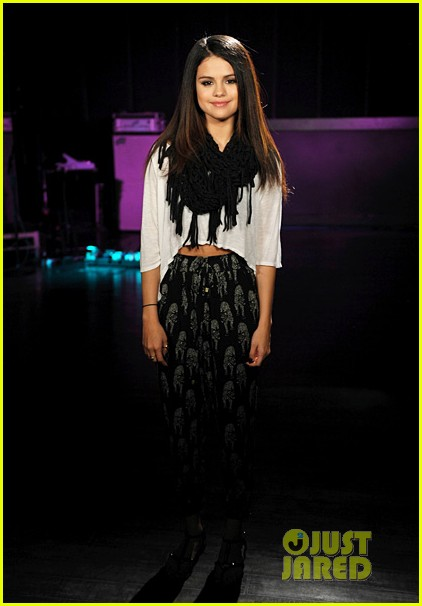 selena gomez mtv movie awards 2013 rehearsals 012848882
