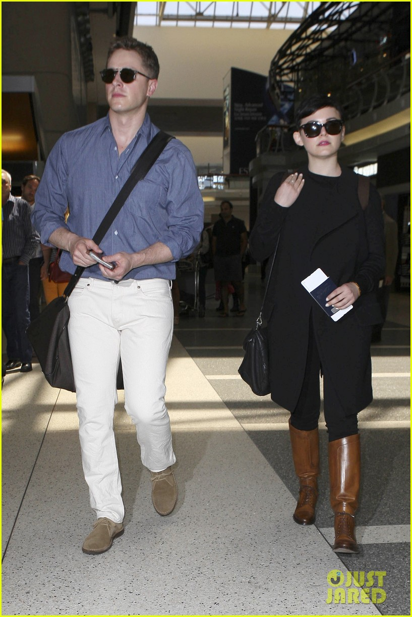 ginnifer goodwin josh dallas lax lovebirds 012856508