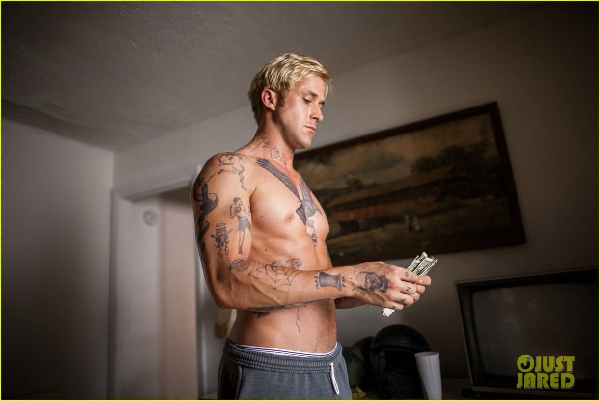 ryan gosling shirtless in place beyond the pines exclusive still 012848006