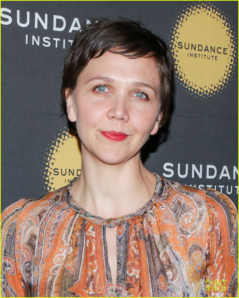 maggie gyllenhaal sundance theatre program benefit performer 02