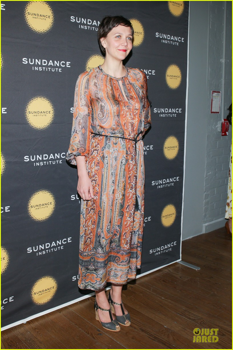 maggie gyllenhaal sundance theatre program benefit performer 032845961