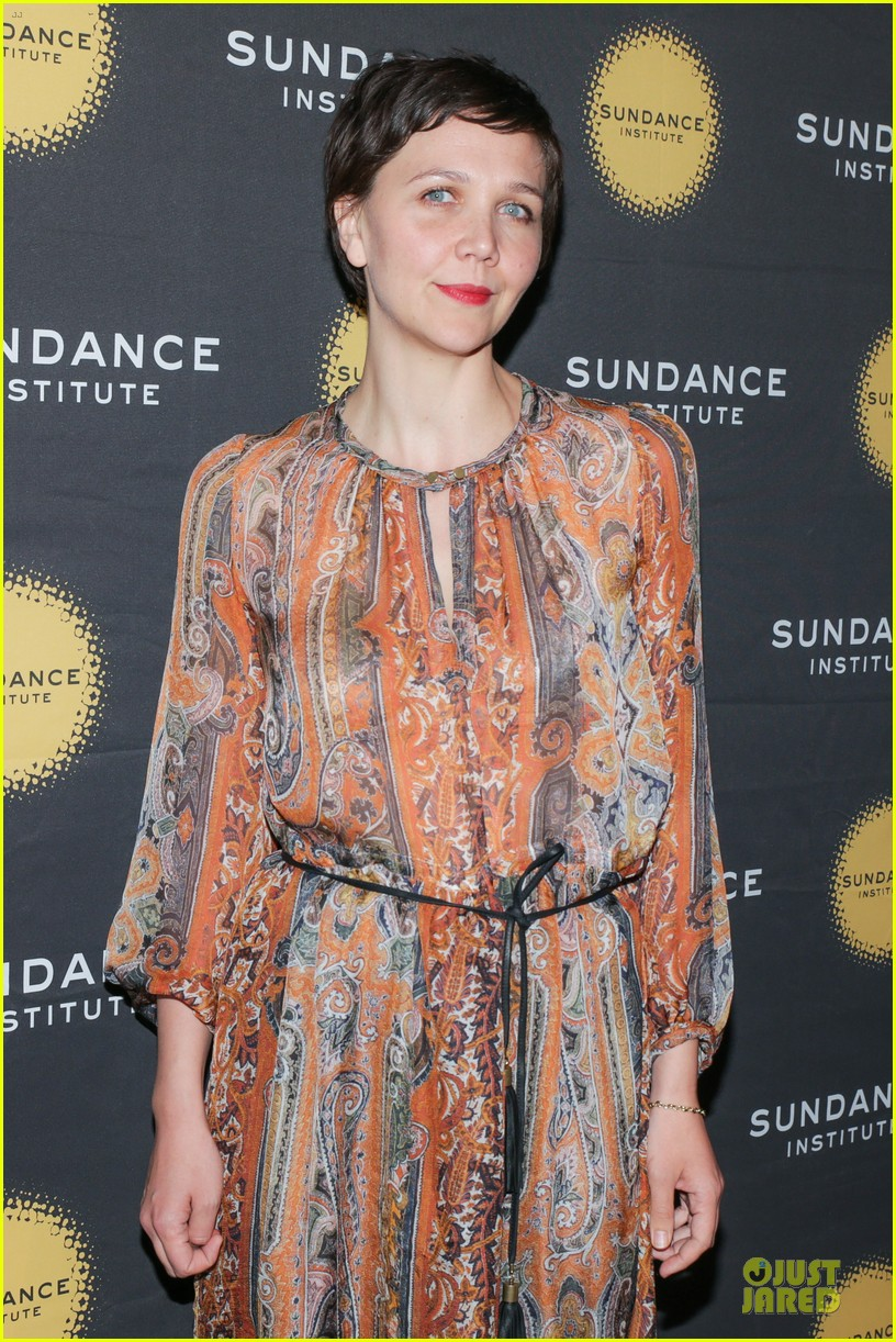maggie gyllenhaal sundance theatre program benefit performer 092845967
