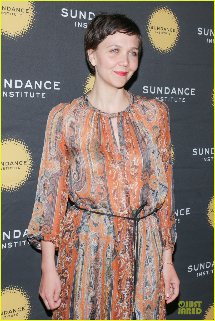 maggie gyllenhaal sundance theatre program benefit performer 11