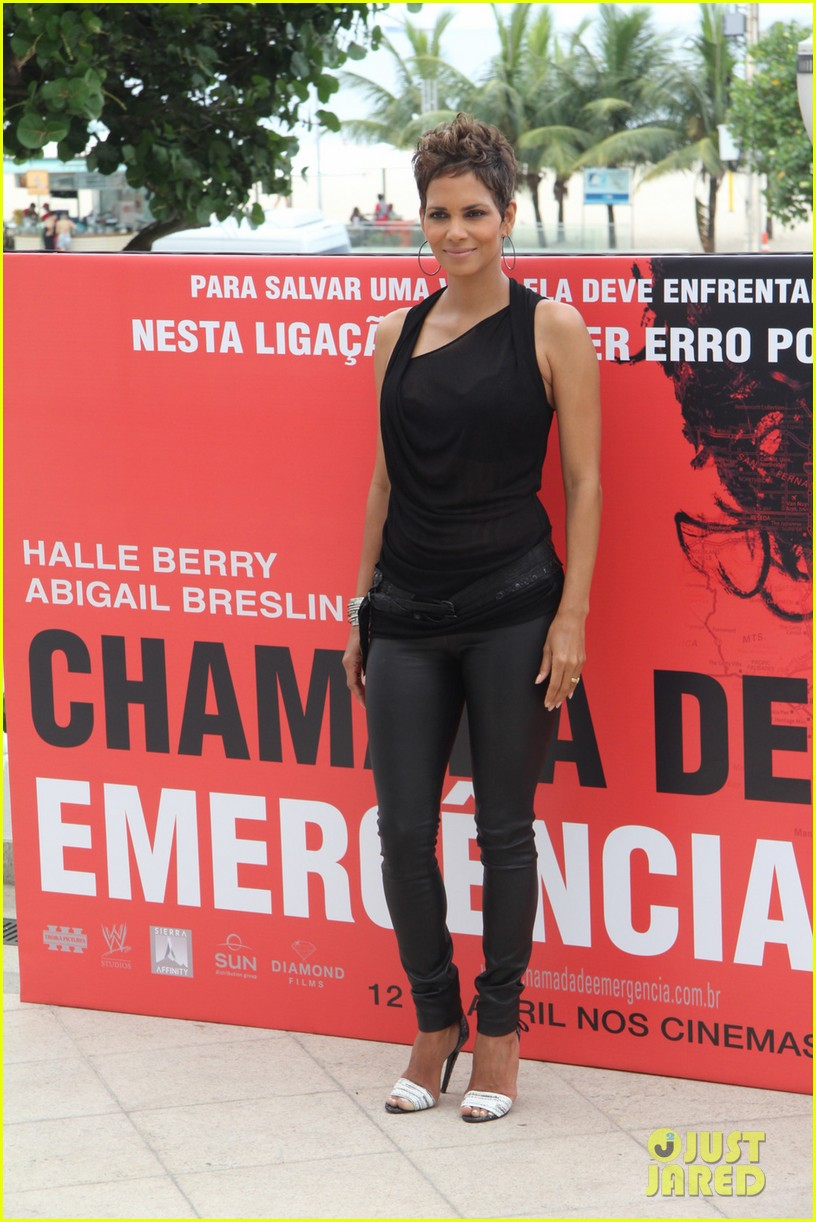 pregnant halle berry call rio photo call 062846906
