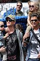 neil patrick harris david burtka madison square park with the kids 20