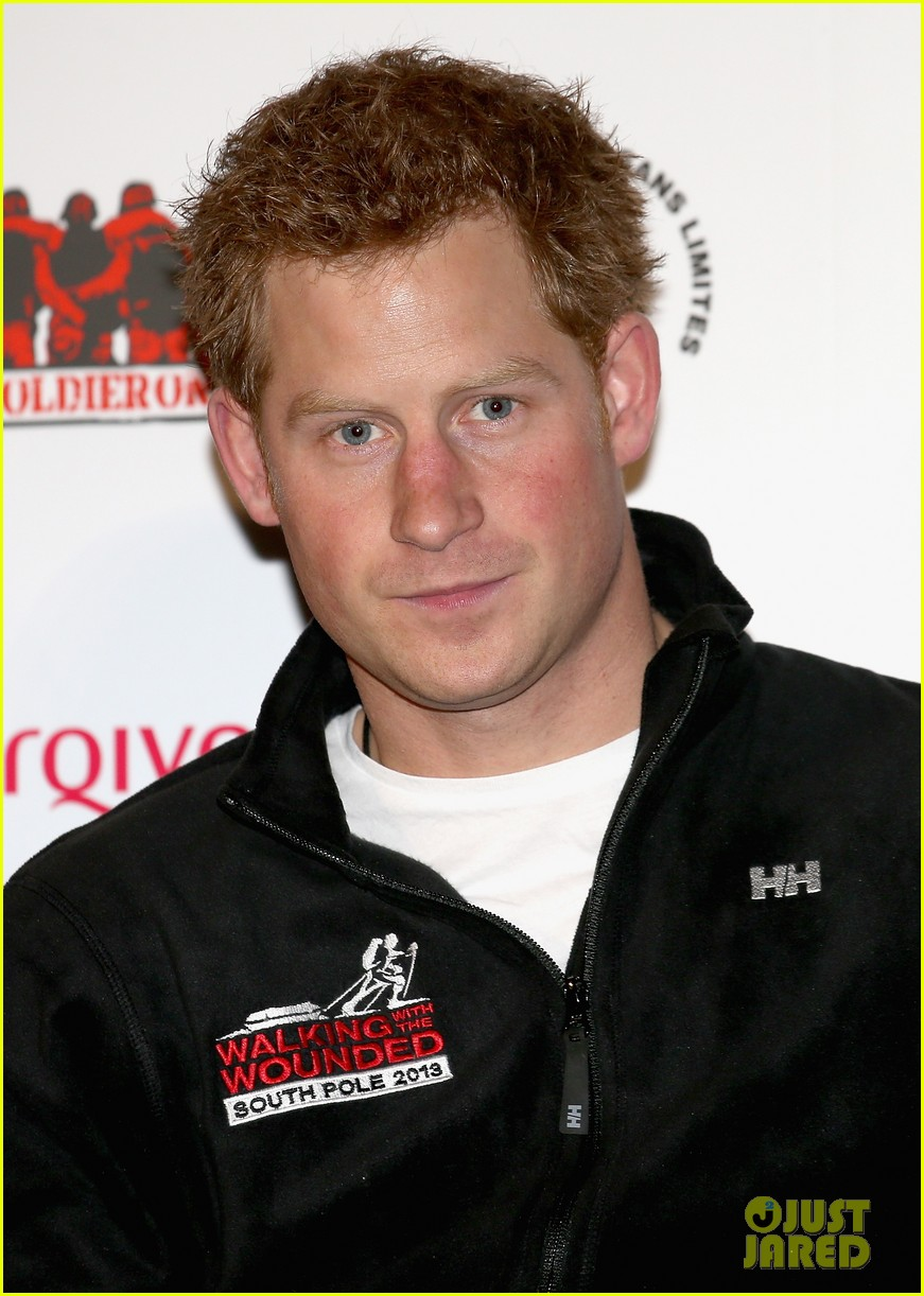 prince harry south pole bound for walking with wounded 122853518