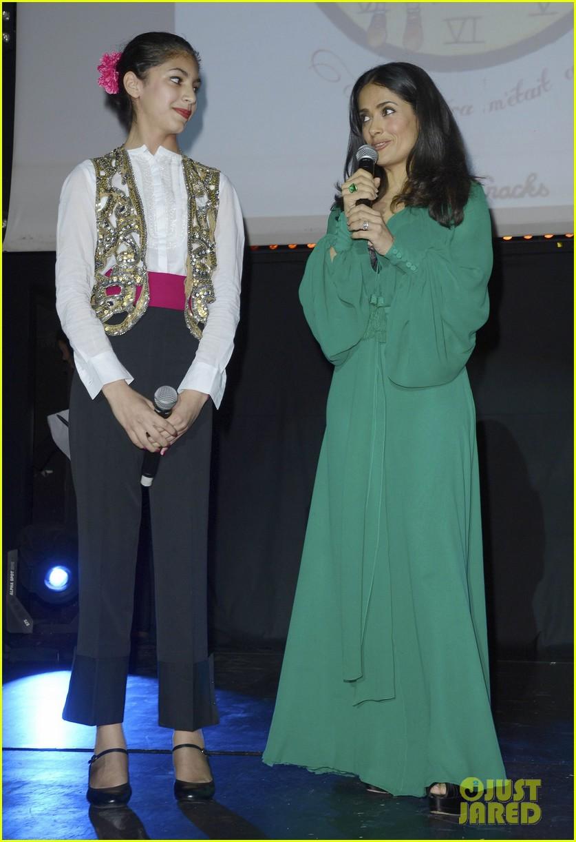 salma hayek les ptits cracks charity dinner 10