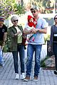 chris hemsworth elsa pataky lunchtime with india 23