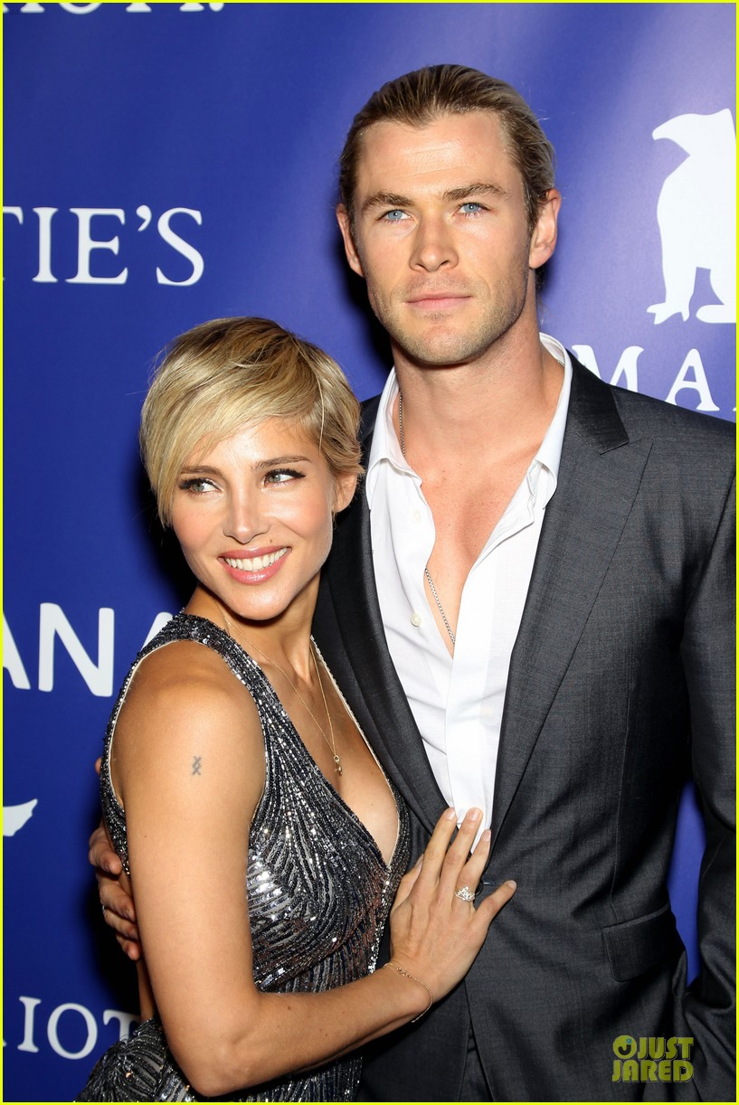 chris hemsworth elsa pataky inaugural oceana ball 382845941