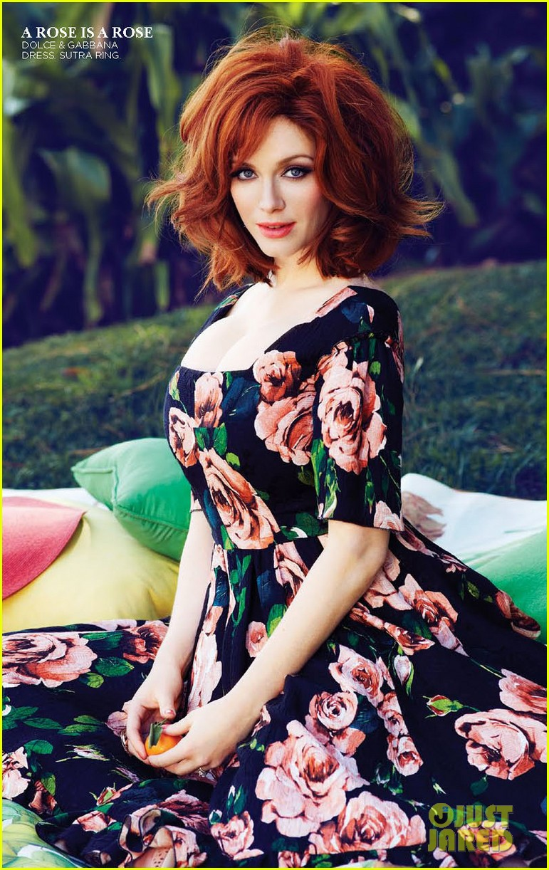 christina hendricks covers flare may 2013 04
