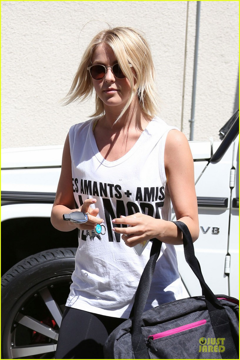 julianne hough just jared armani exchange music festival brunch 042848976