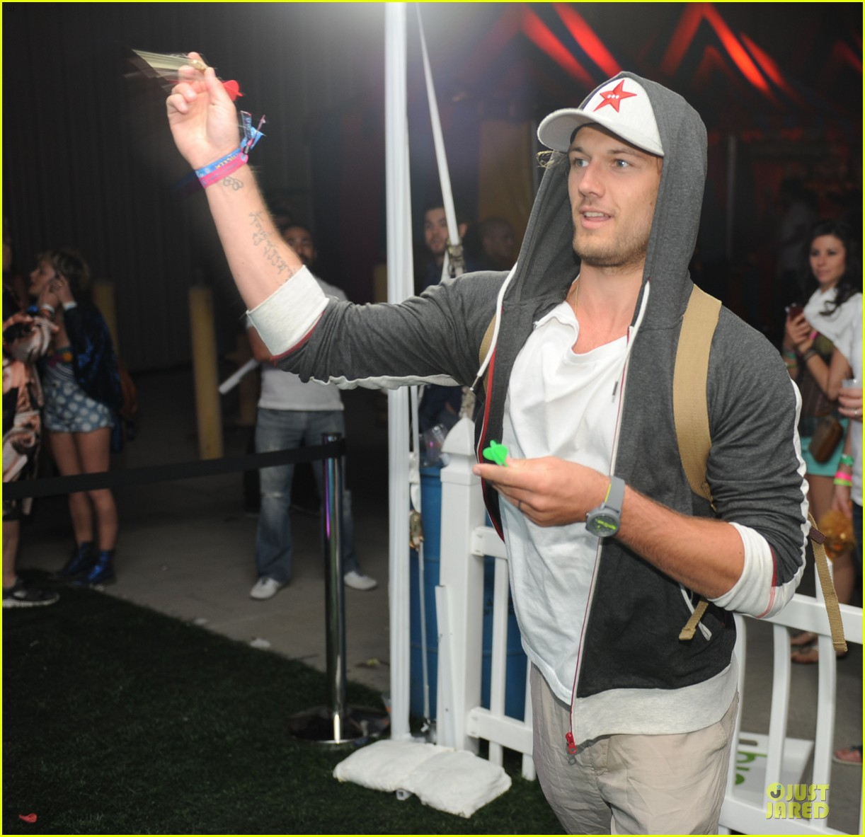alex pettyfer julianne hough neon carnival attendees 022849653
