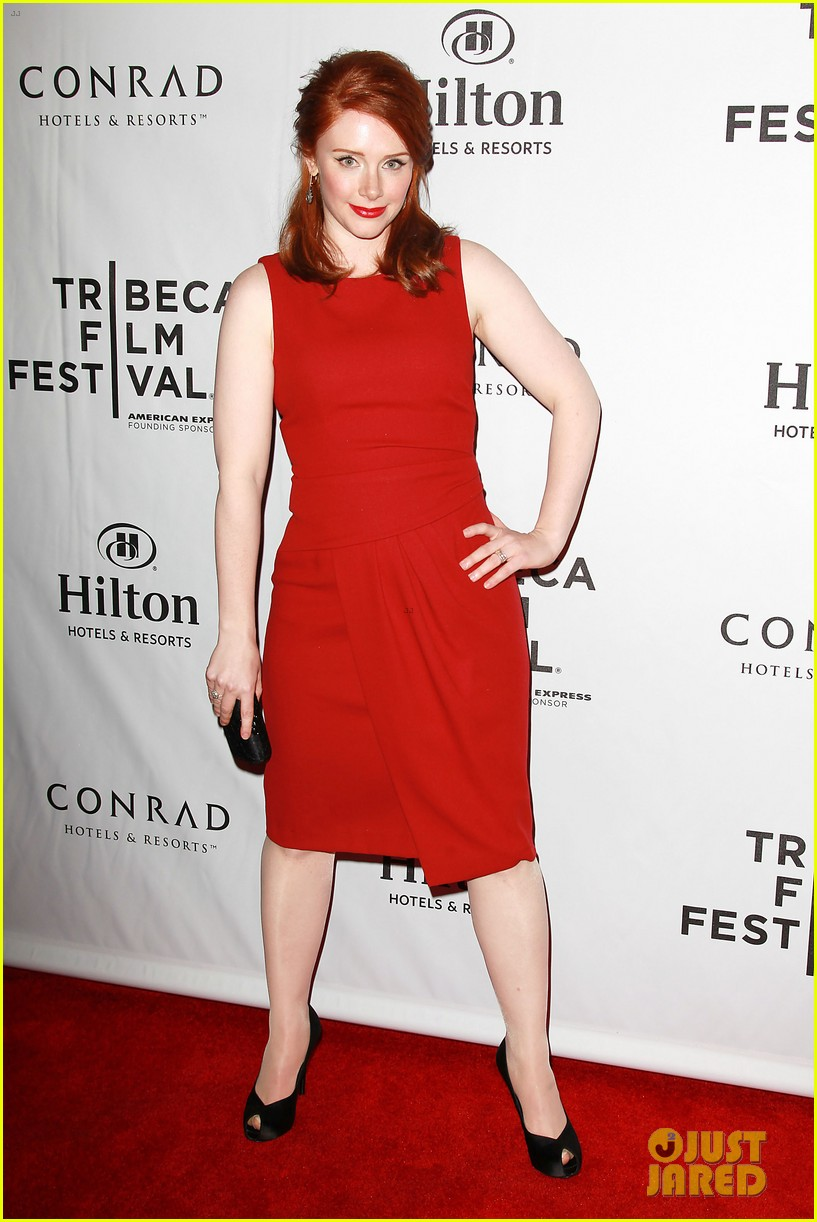 bryce dallas howard taraji p henson tribeca awards 13