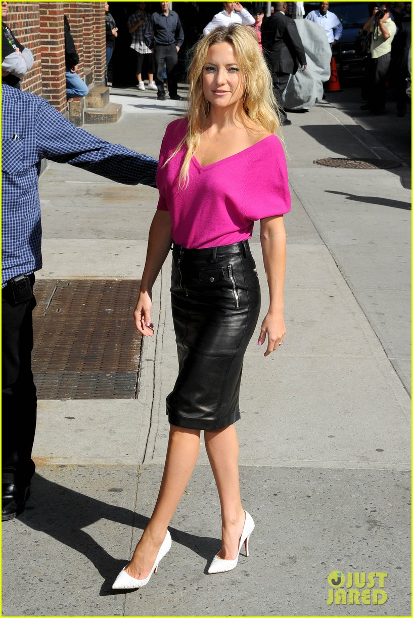 kate hudson late show with david letterman 22