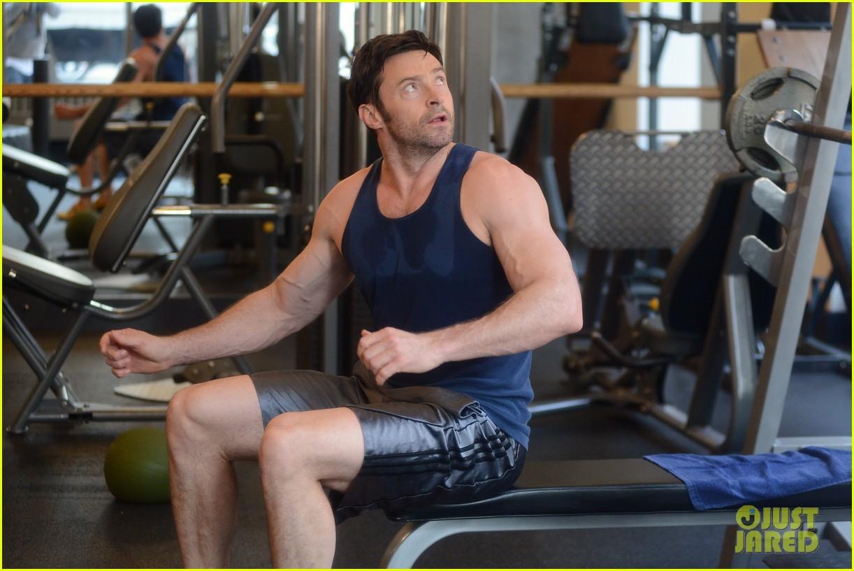 hugh jackman bulging bicep workout 02