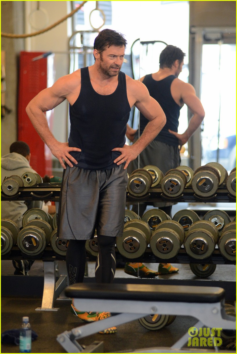 hugh jackman thanks fans for support after gym attack 06