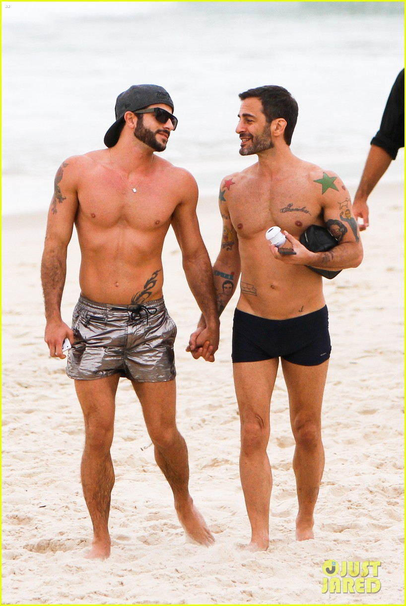 marc jacobs harry louis shirtless sexy in rio 01
