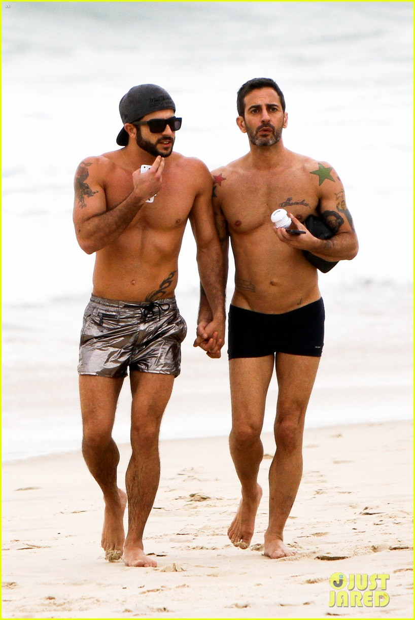 marc jacobs harry louis shirtless sexy in rio 06