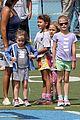 ben affleck jennifer garner track meet with the girls 38
