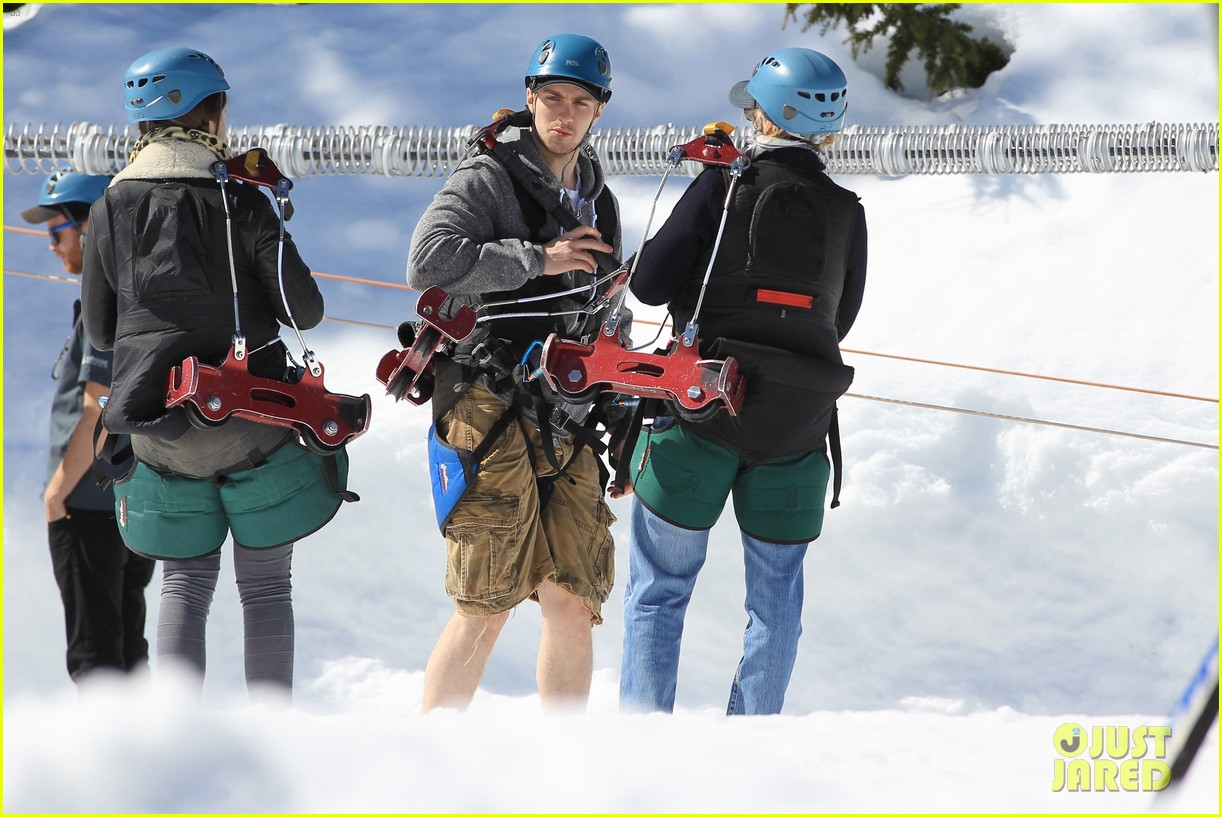 aaron taylor johnson wife sam easter ziplining 26