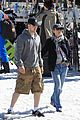 aaron taylor johnson wife sam easter ziplining 01