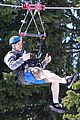 aaron taylor johnson wife sam easter ziplining 06
