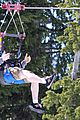 aaron taylor johnson wife sam easter ziplining 17