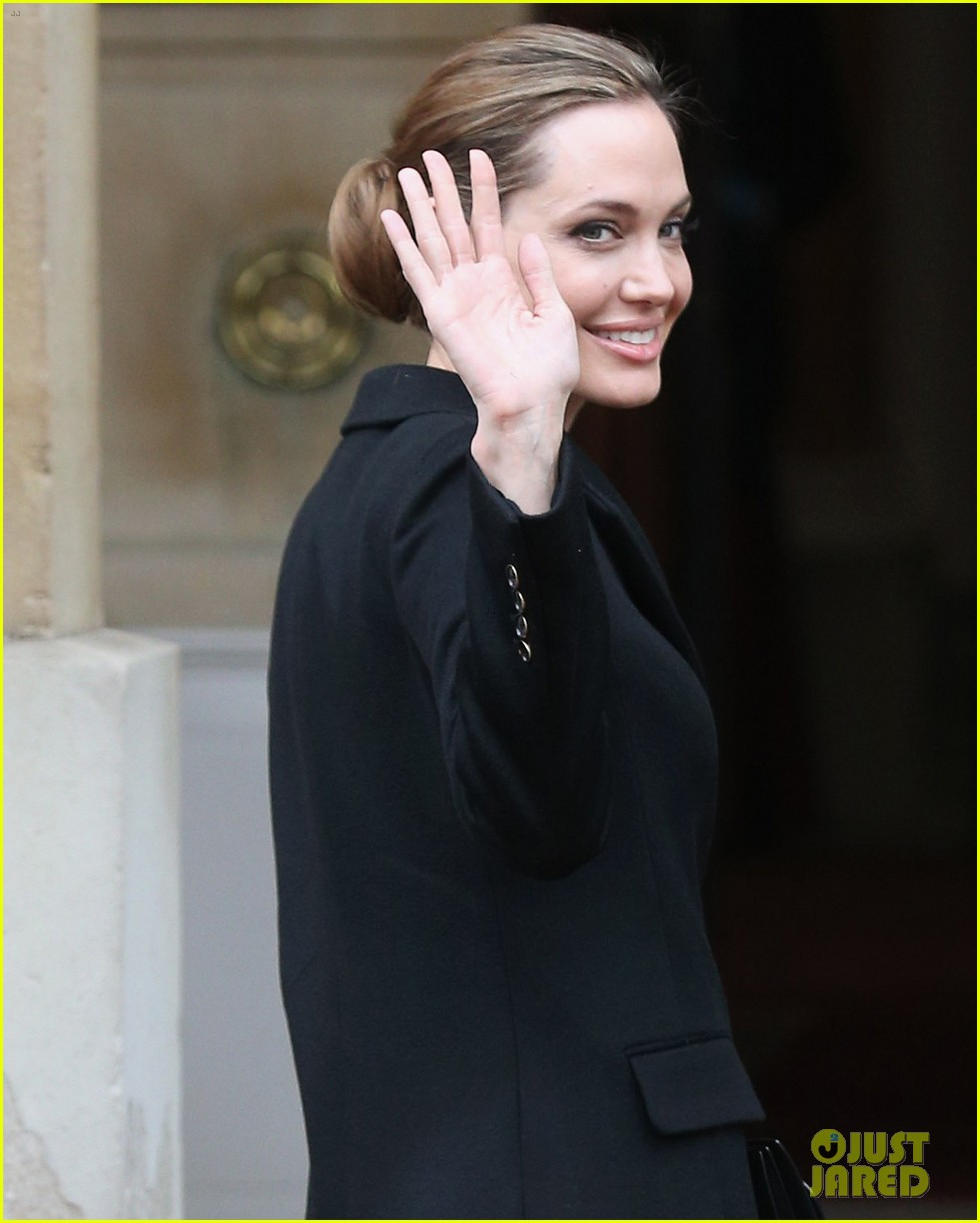 angelina jolie g8 foreign ministers conference 092847632