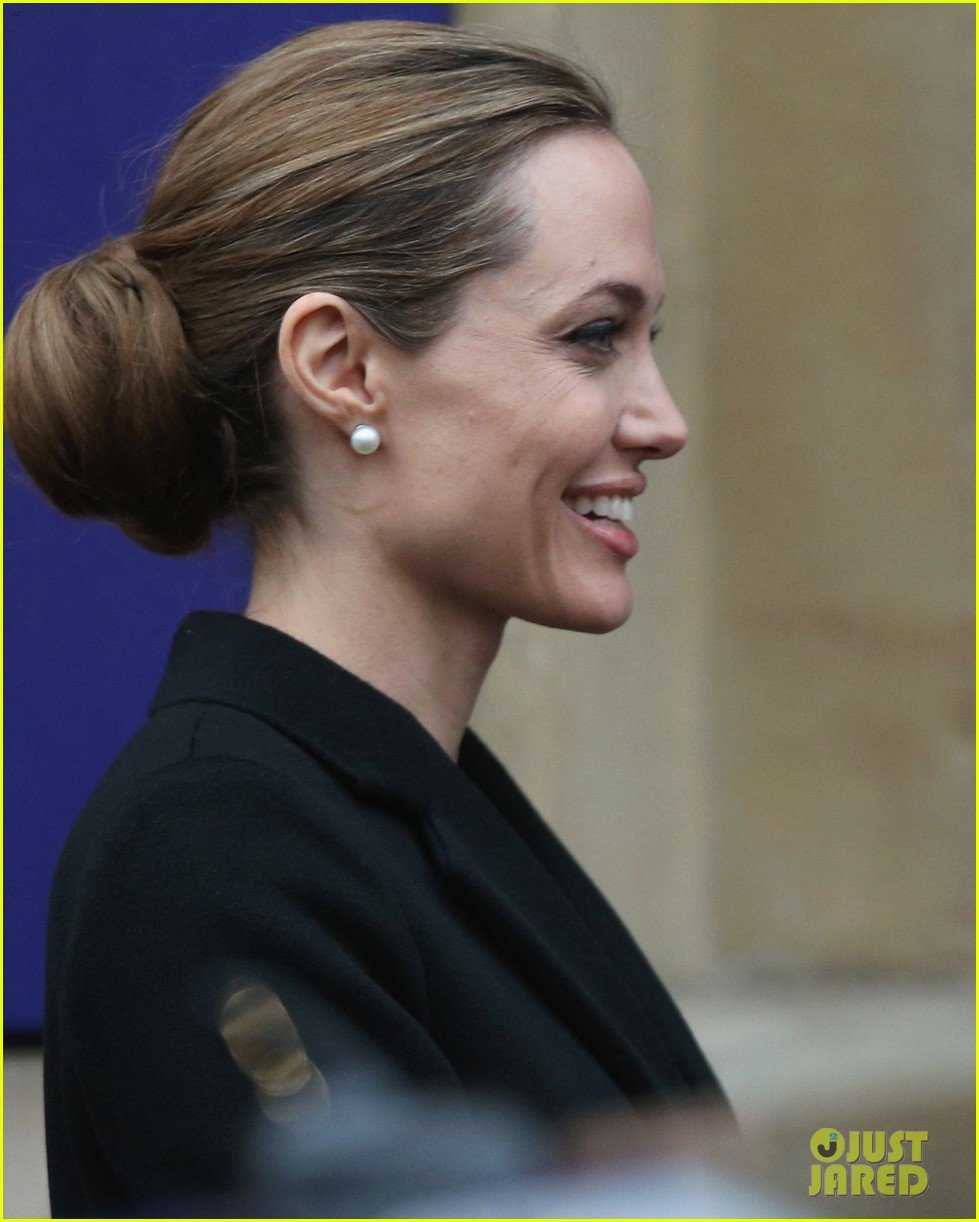 angelina jolie g8 foreign ministers conference 10