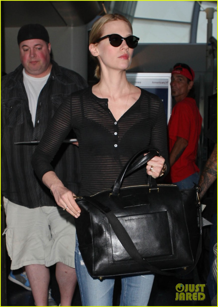 january jones sheer lax landing 14