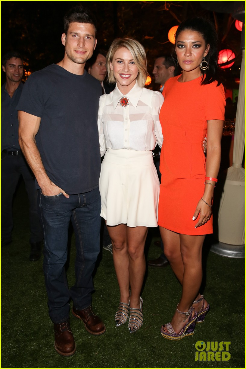 julianne hough alexis knapp city year los angeles fundraiser 2013 07
