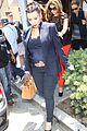 kim kardashian bares pregnant tummy in belly shirt 03