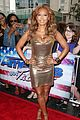 heidi klum mel b americas got talent in los angeles 18