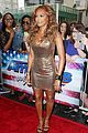 heidi klum mel b americas got talent in los angeles 19