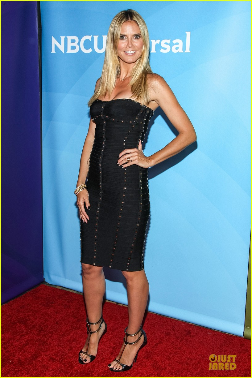heidi klum taylor kinney nbcuniversal summer press day 01
