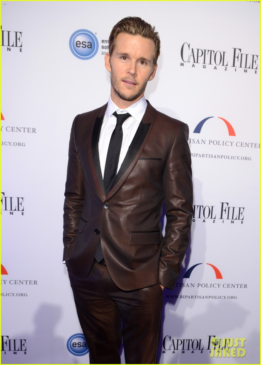 ryan kwanten white house correspondents dinner 2013 032859773