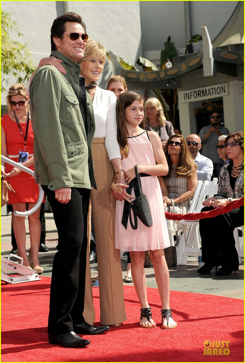 eva longoria jane fonda hollywood hand footprint ceremony 072859436