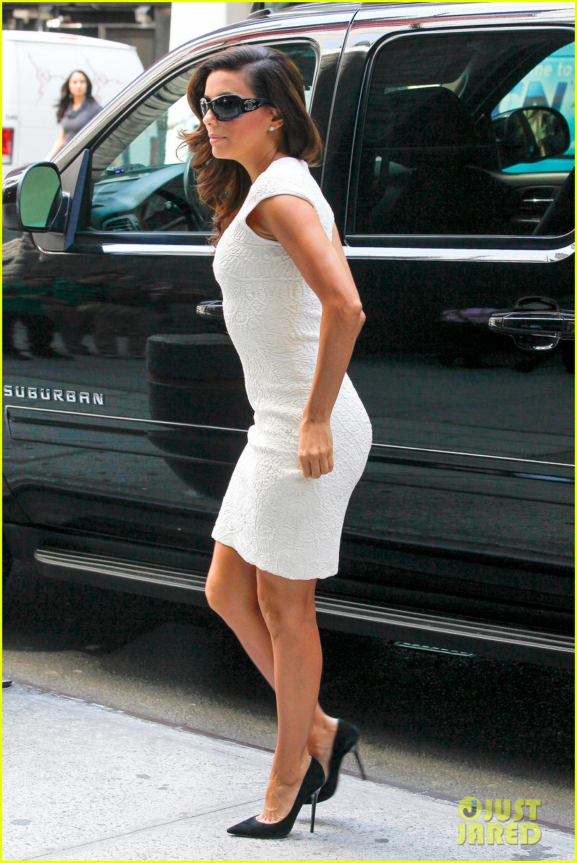 eva longoria morning show appearance in new york city 162845693