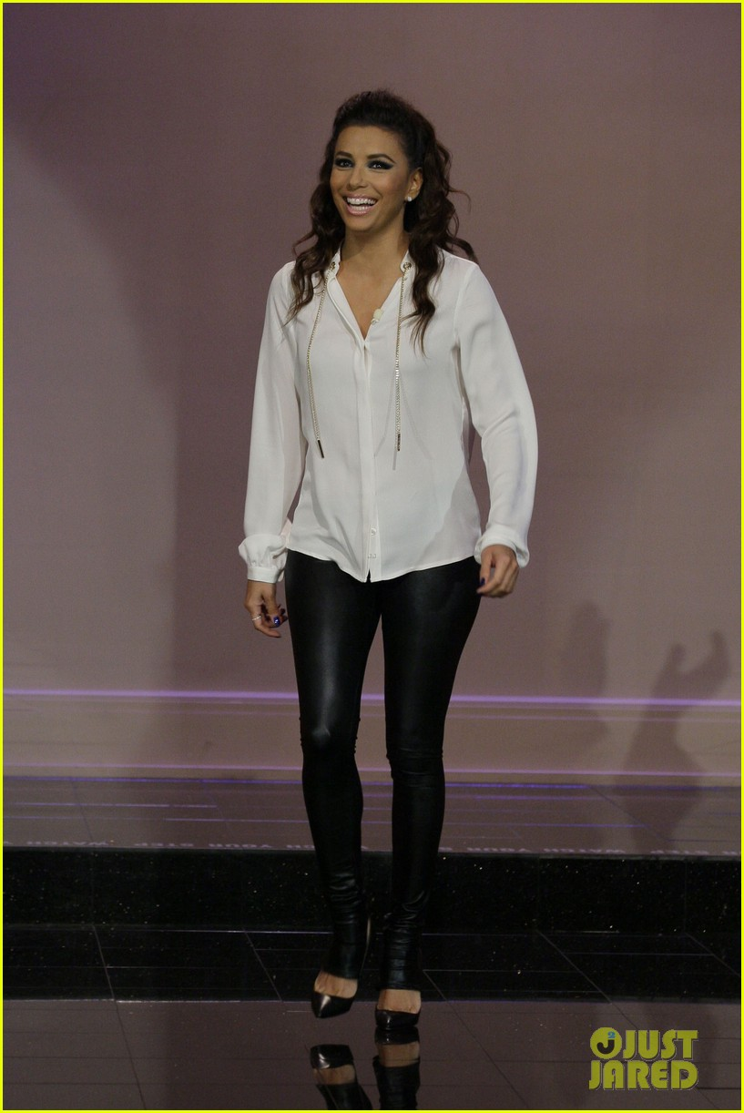 eva longoria ready for love on tonight show 012843721