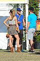kellan lutz shirtless clothes change at coachella 16