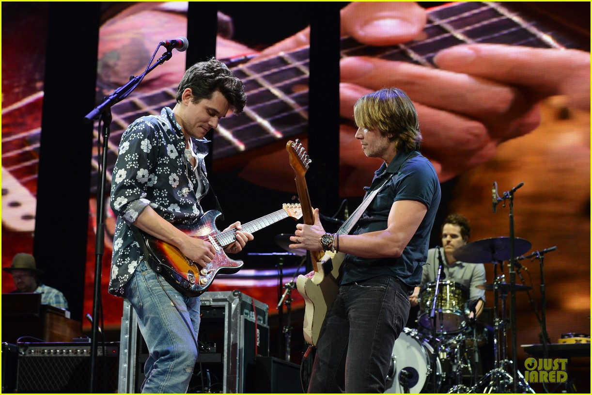 john mayer keith urban crossroads guitar festival performers 18