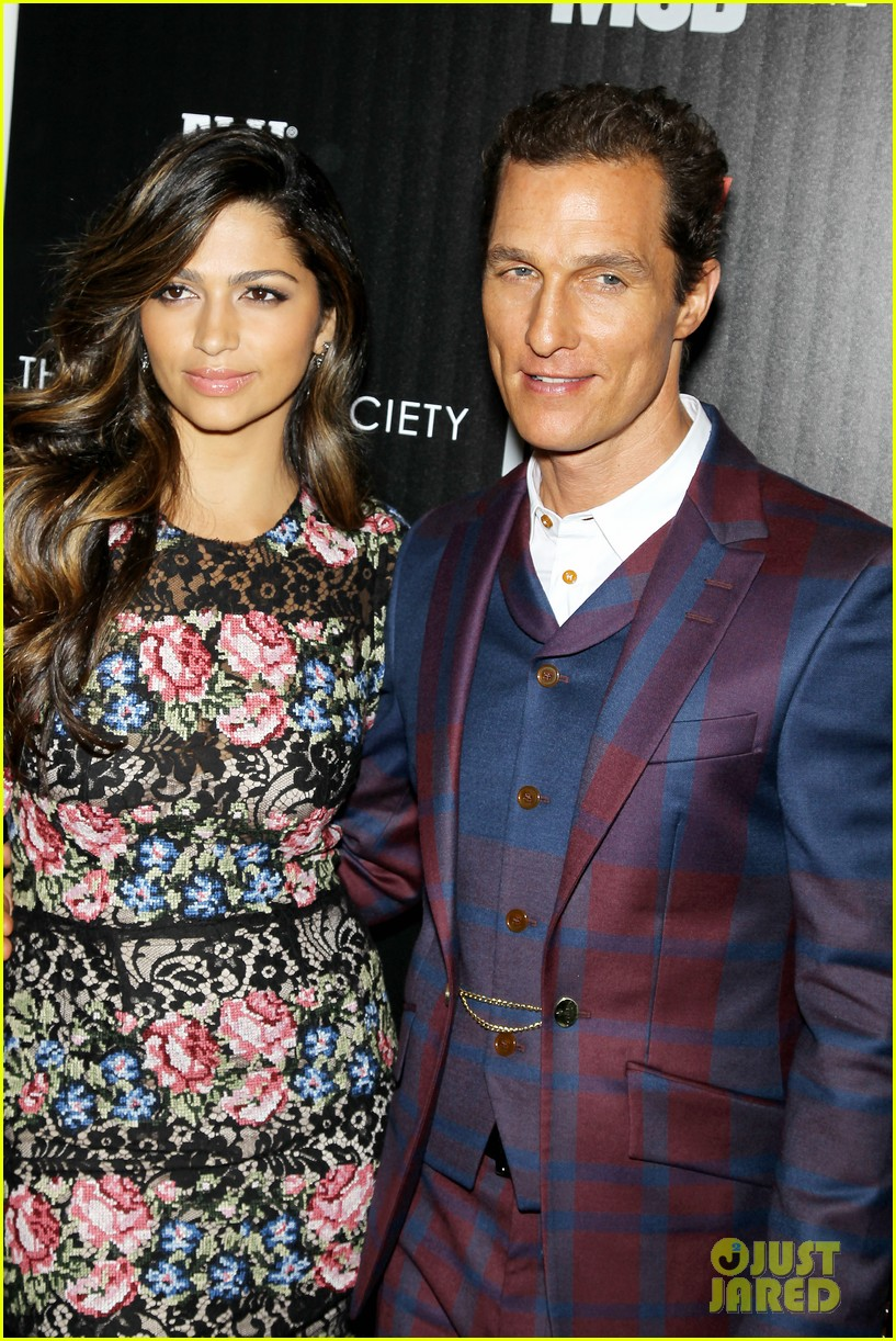 matthew mcconaughey mud screening with camila alves 062855218