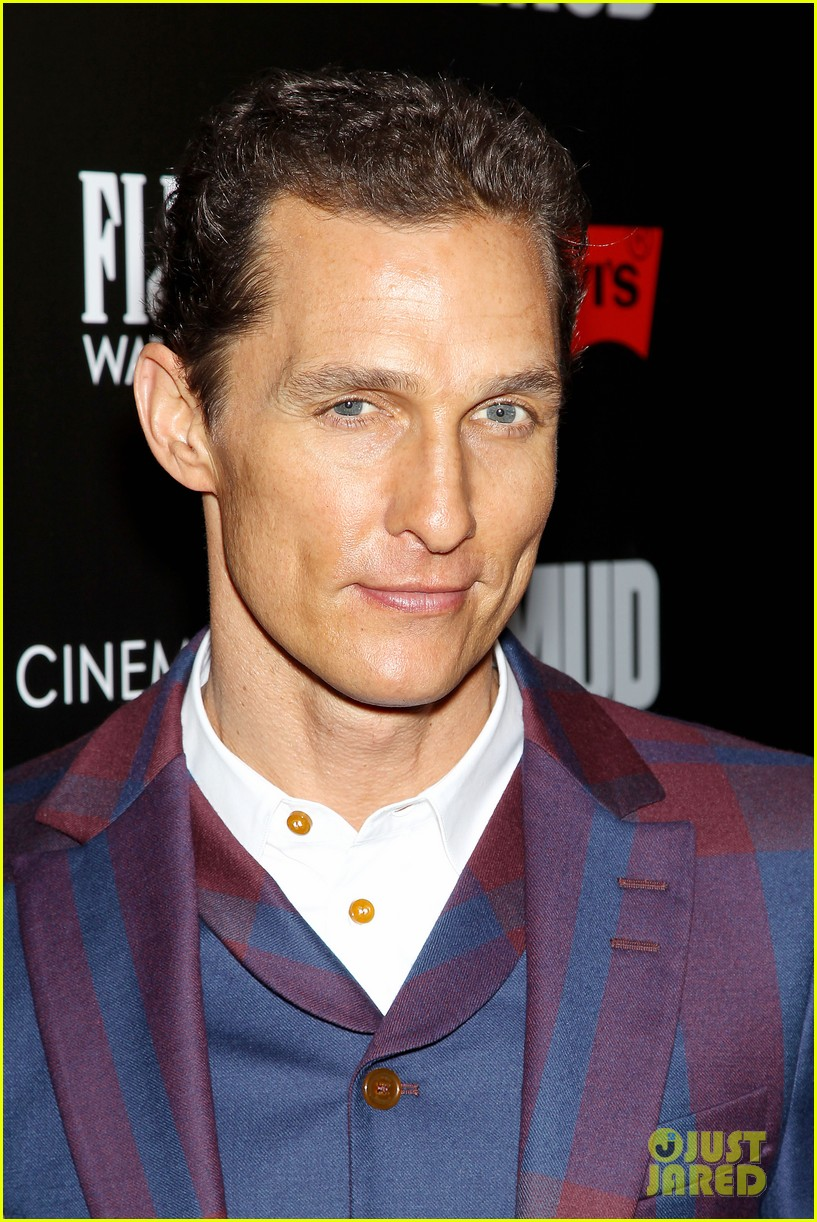 matthew mcconaughey mud screening with camila alves 122855224