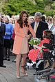 Photo 2 of Kate Middleton Visits Naomi House, Speaks in Recorded Video