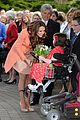 Photo 18 of Kate Middleton Visits Naomi House, Speaks in Recorded Video
